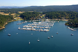 San Juan Islands Location