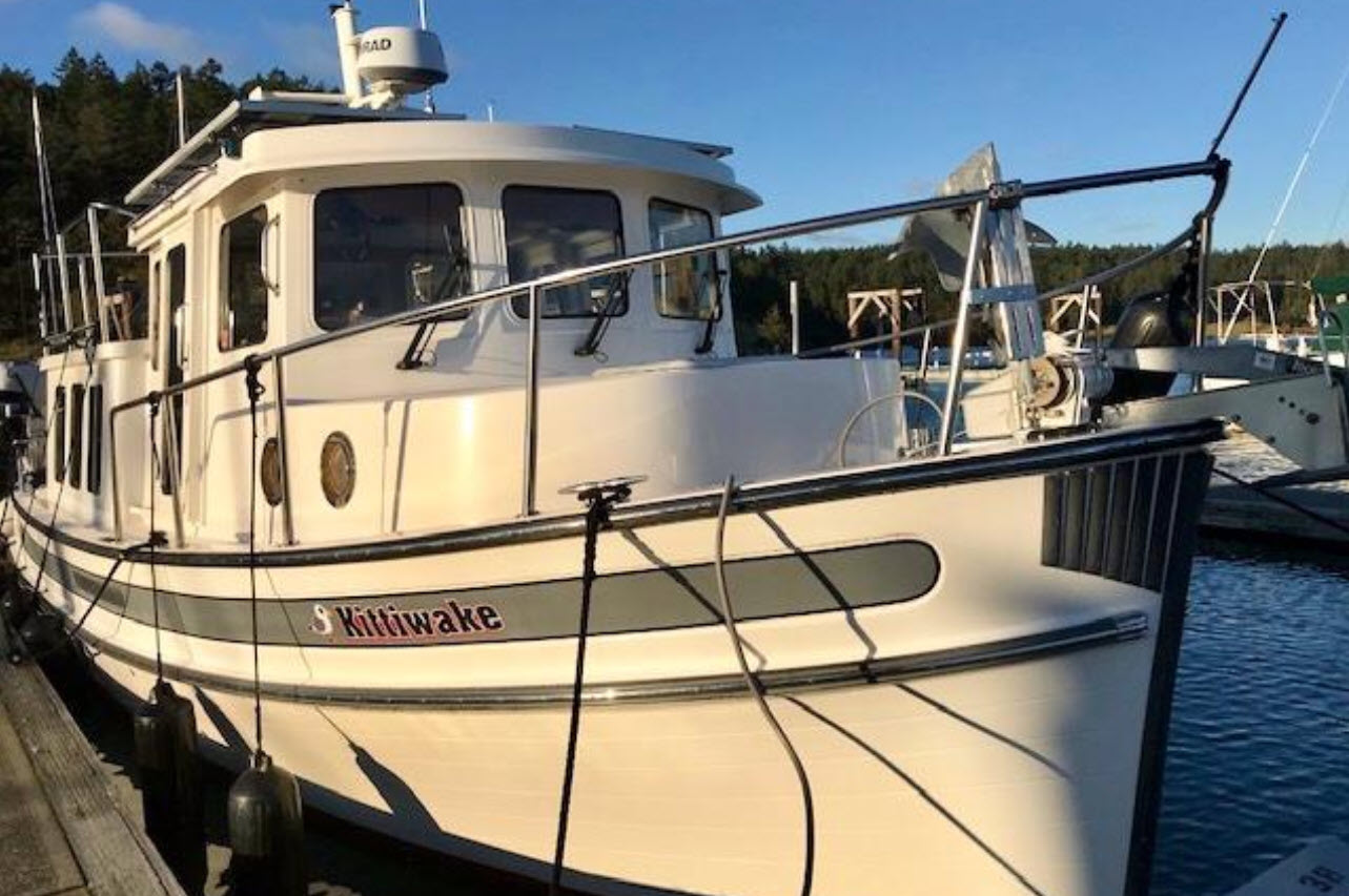 anacortes nordic tug boat for sale