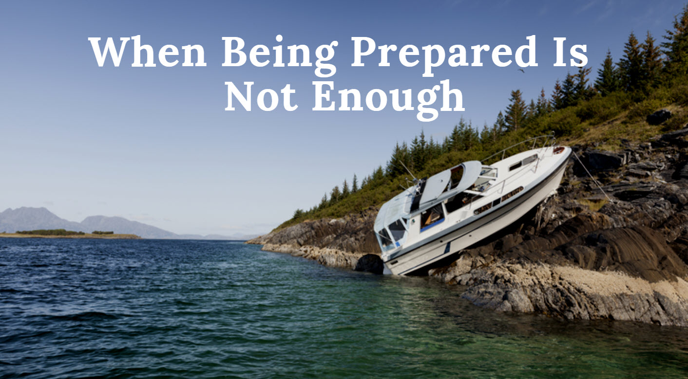 boating back up plan