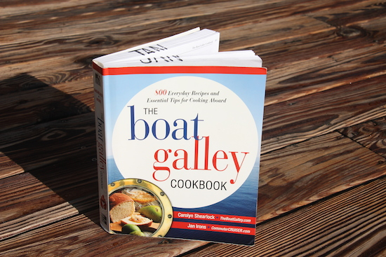 Boat_Galley_Cookbook_Seattle_Yachts