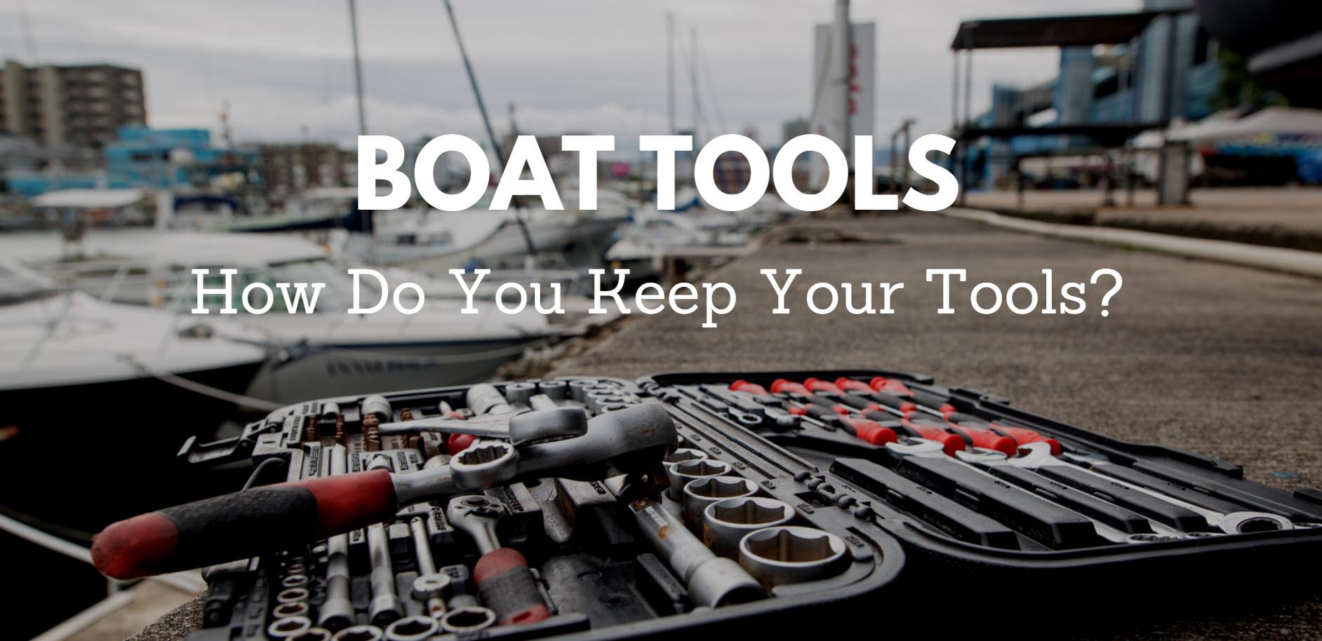 Boat Tools