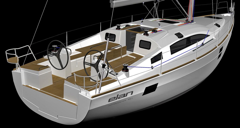 Elan Impression 45.1 Sailing Yacht