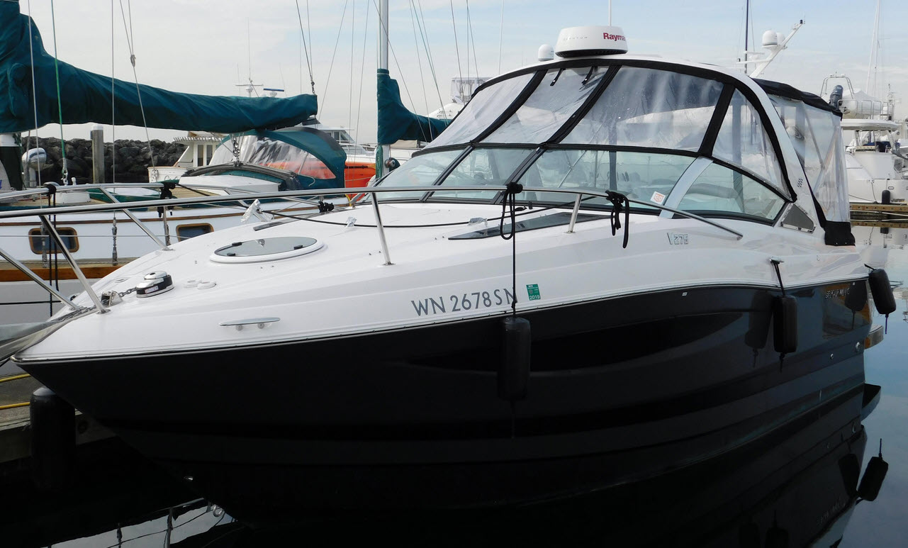 anacortes boat show four winns for sale