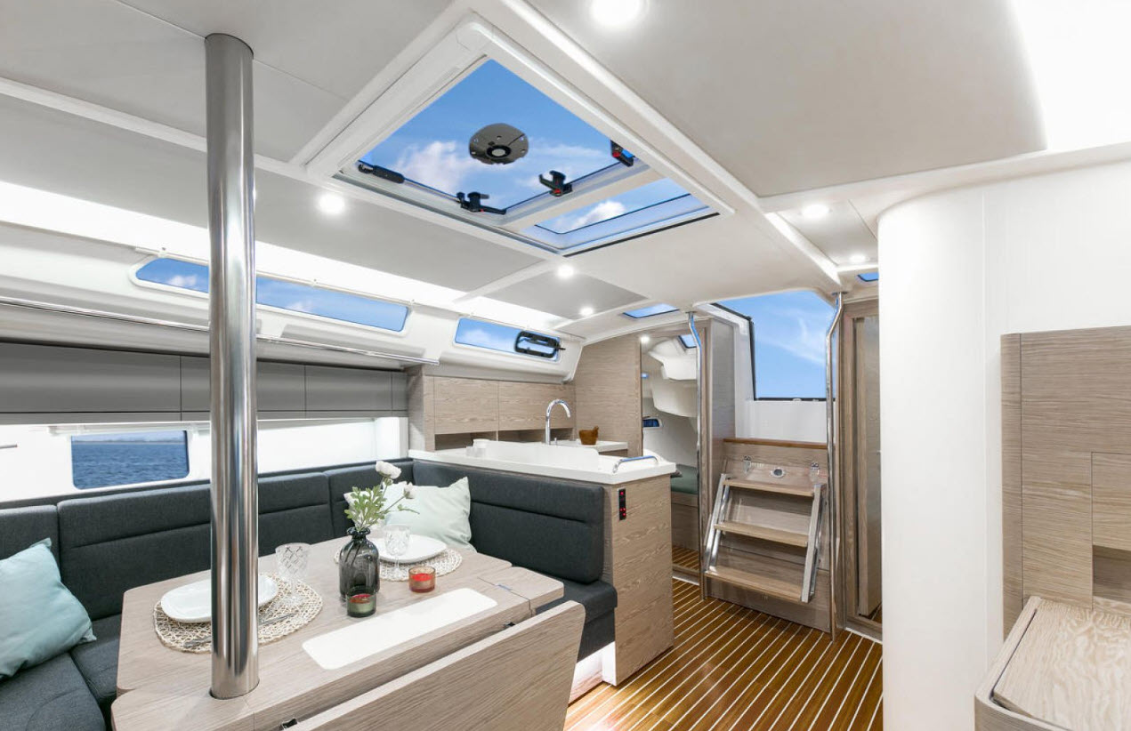 salon of hanse yachts 388