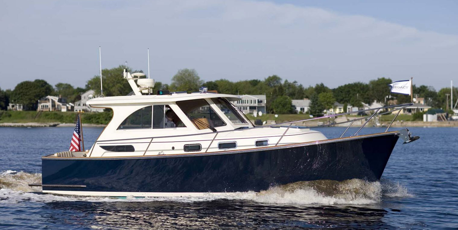 legacy yachts downeast