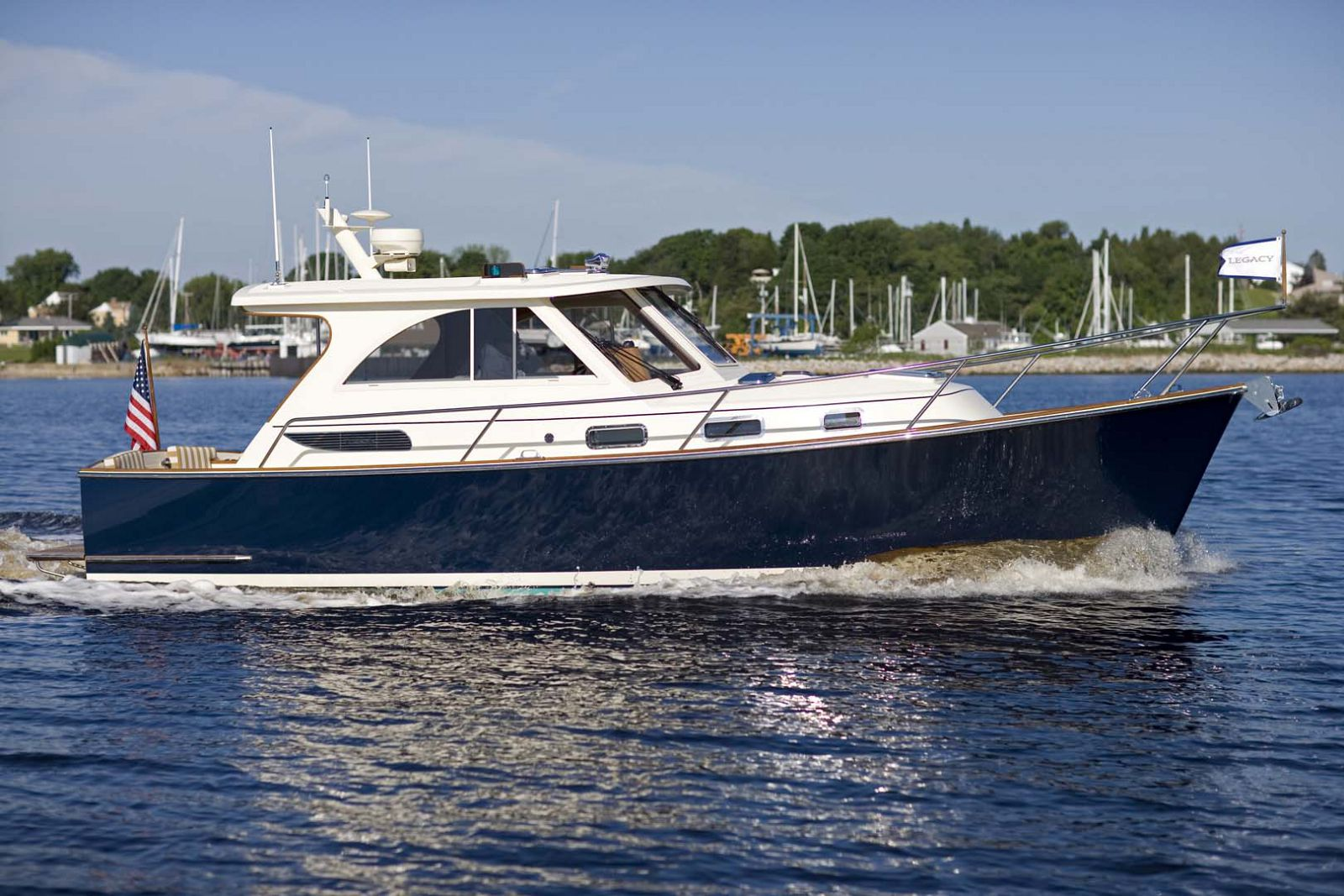 Legacy Yachts 32 Downeast