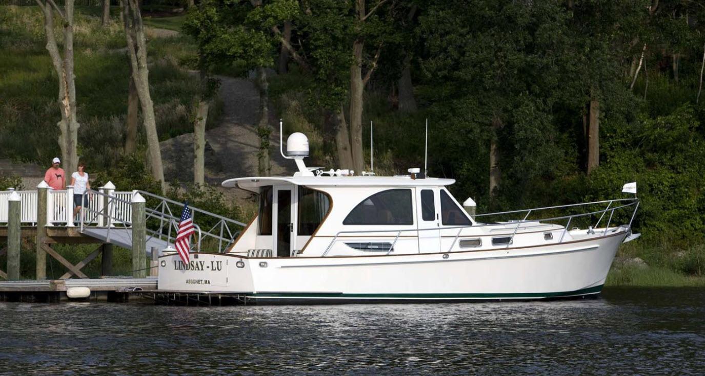 yachts anciens bateaux downeast