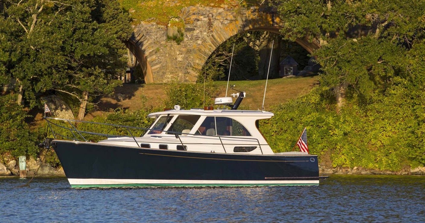Legacy Yachts Exclusive Dealer