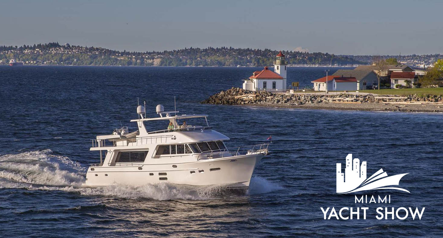miami yacht show endurance