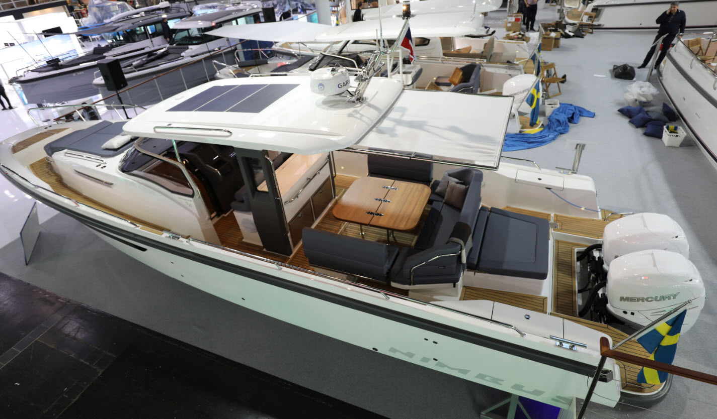 Nimbus Boats Announces New WTC 11 Model Line | Seattle Yachts