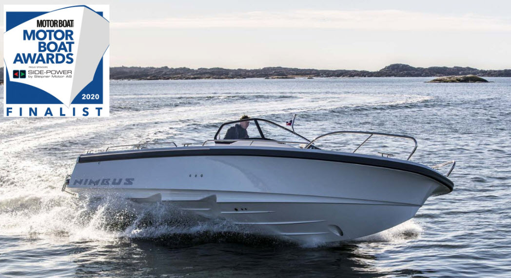 Nimbus T9 Motor Boat Awards