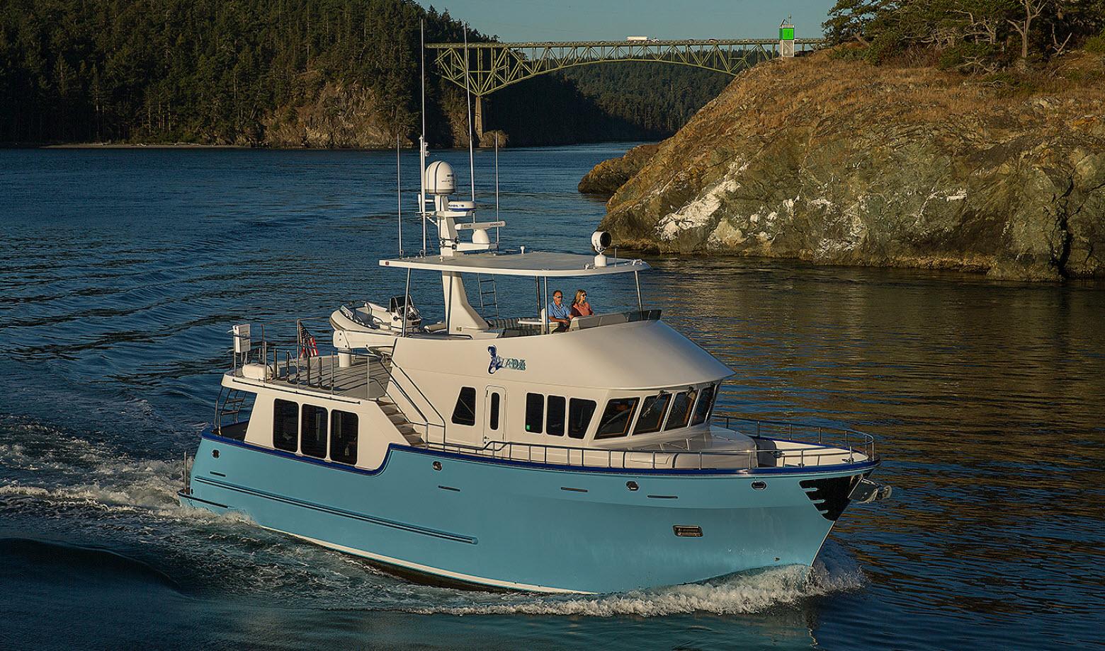 northern marine yacht exhaust system