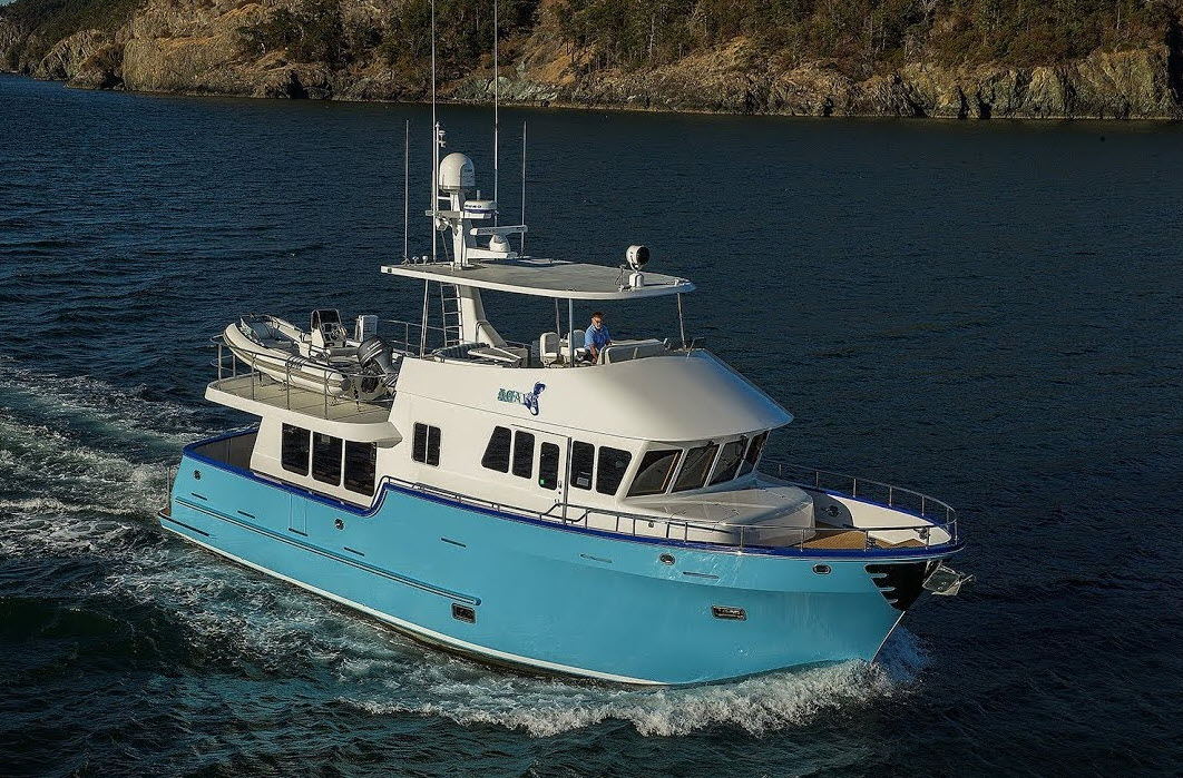 northern marine yacht for sale
