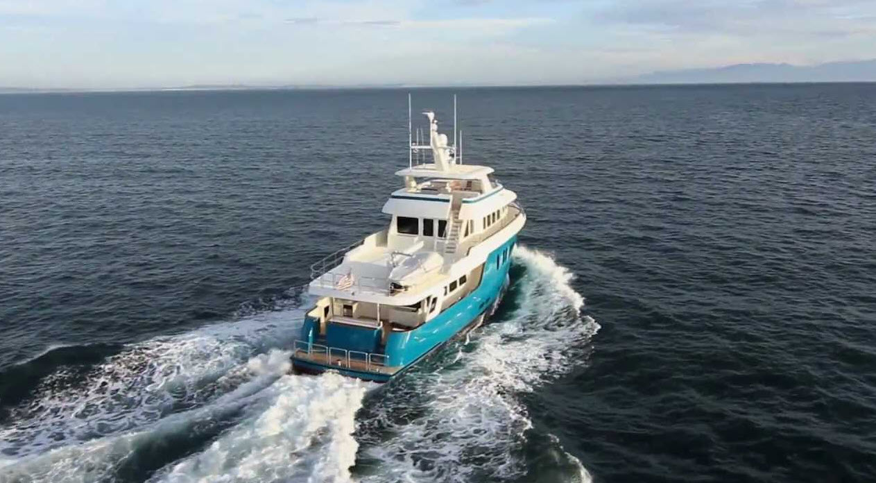 Northern Marine Yacht Builder Is Optimistic.