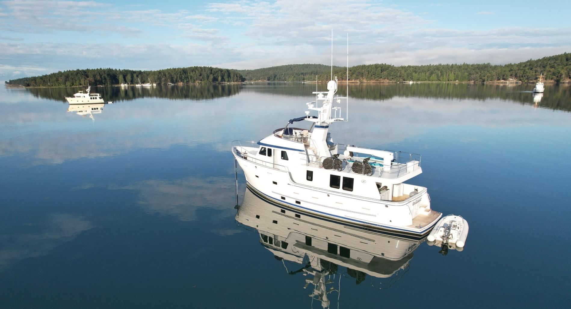 northern marine yachts for cruising