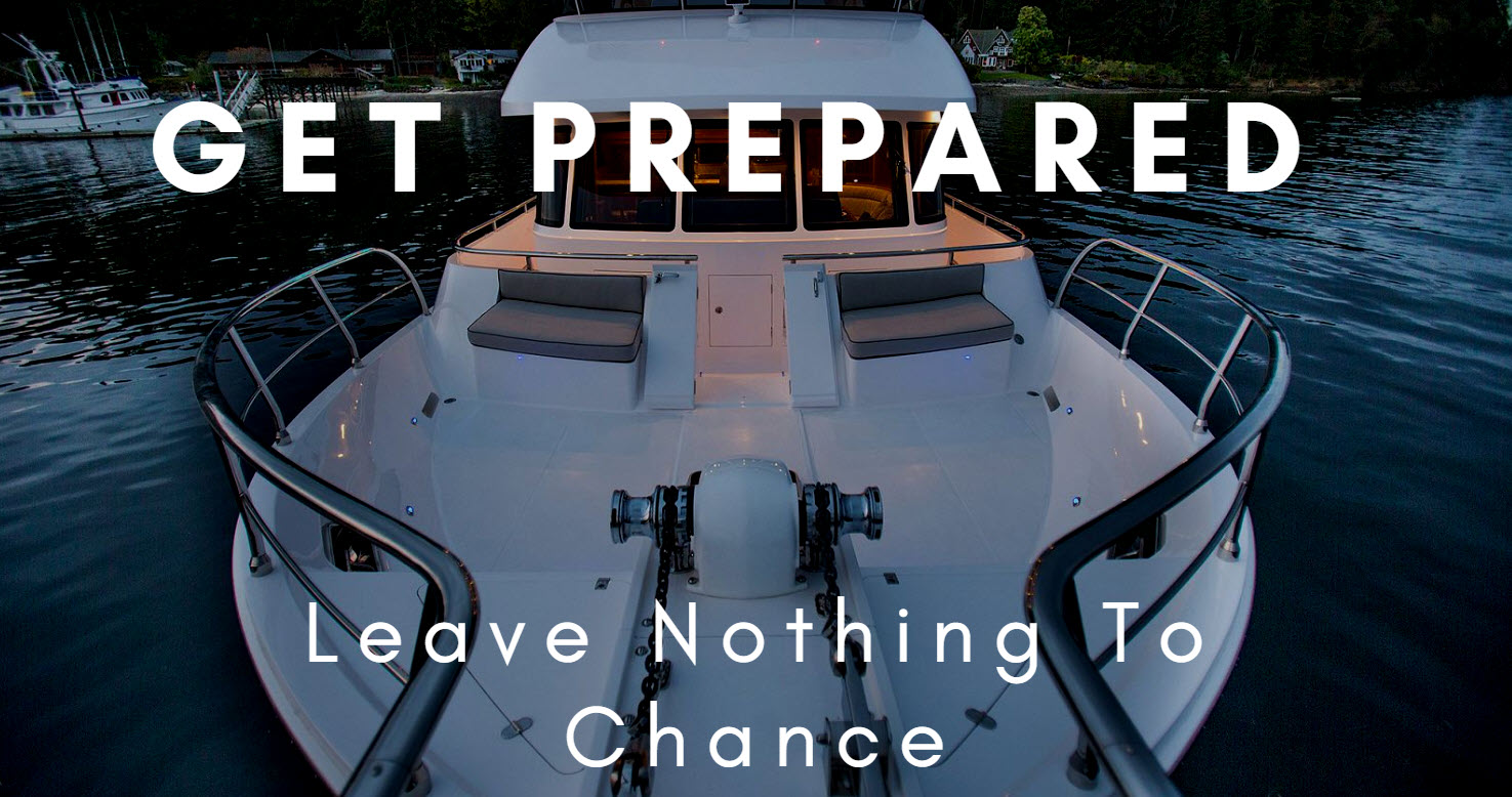 preventative boat and yacht maintenance