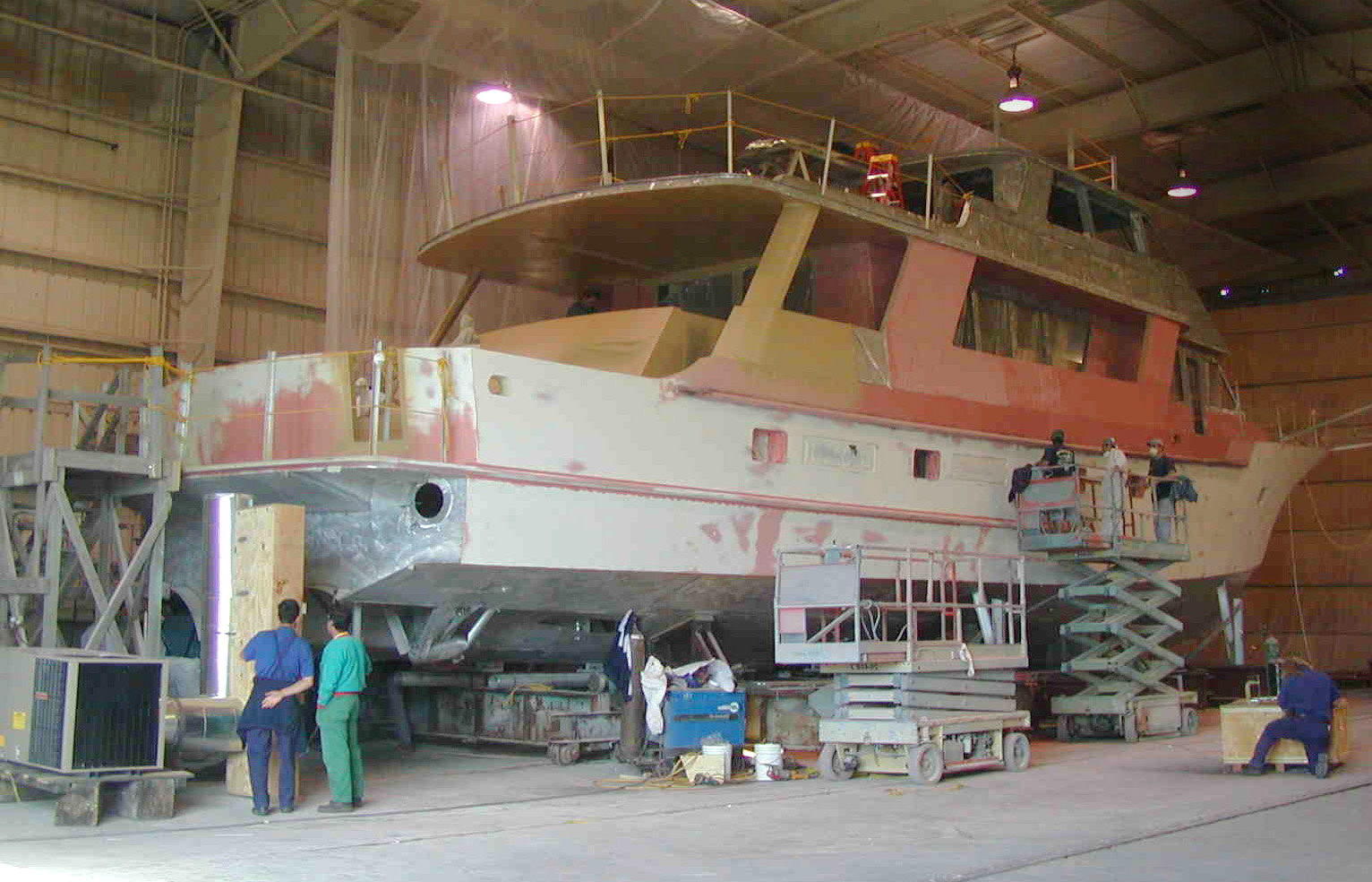 Project_Manager_Yacht_Build