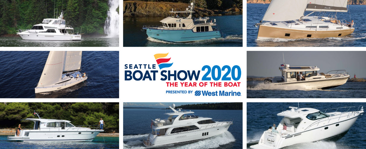 Seattle Boat Show 2020
