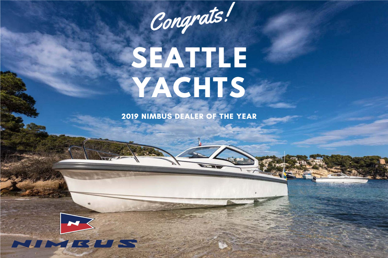 Seattle Yachts Nimbus Boats Dealer