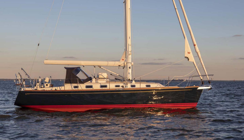 Tartan 395 Sailboat Yacht For Sale