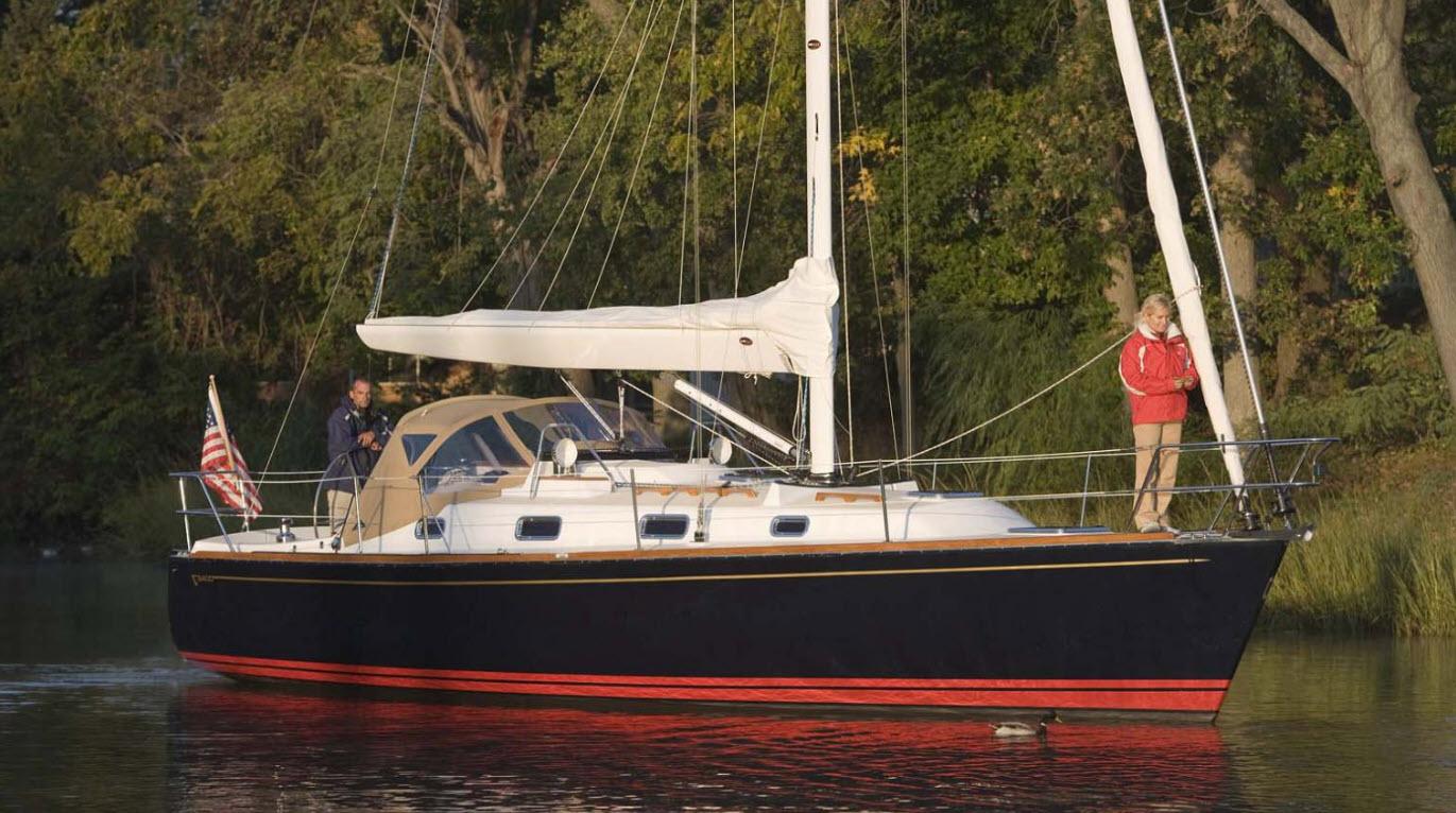 tartan yachts croisière voiliers