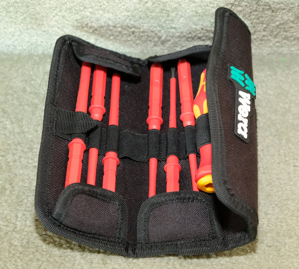 wera screwdriver set for boats