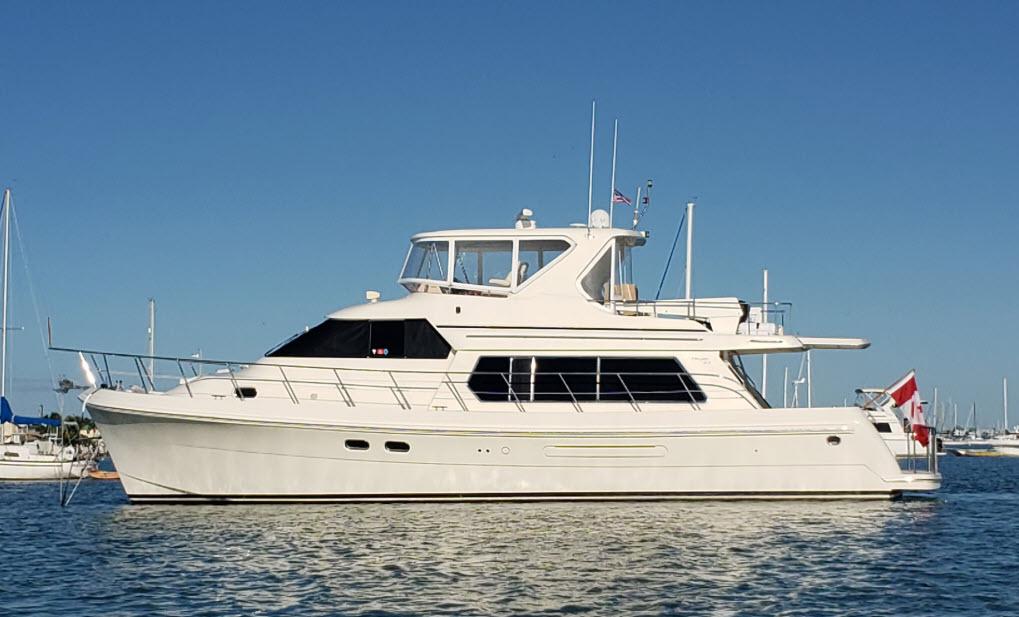 yacht provisioning for cruising