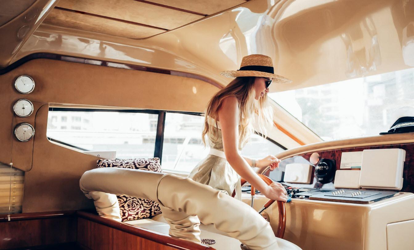 Yacht Wish List