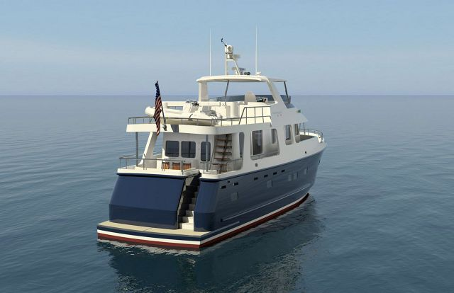 PMY Looks At The Return Of Alaskan Yachts