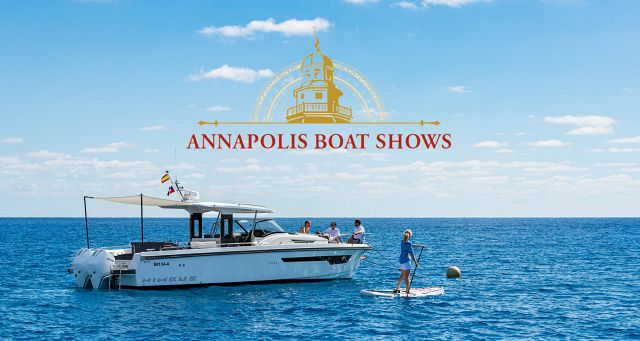 United States Powerboat Show In Annapolis