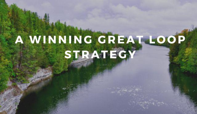 A Winning Great Loop Strategy
