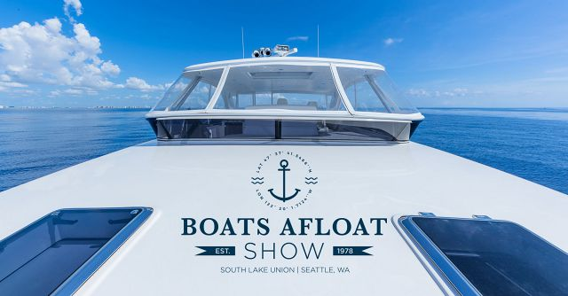 Boats Afloat Show On South Lake Union