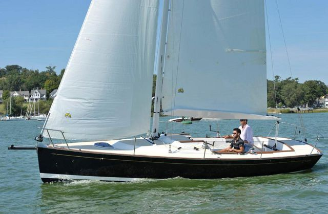 Vote For The Tartan Fantail In The Gussies Electric Boat Awards