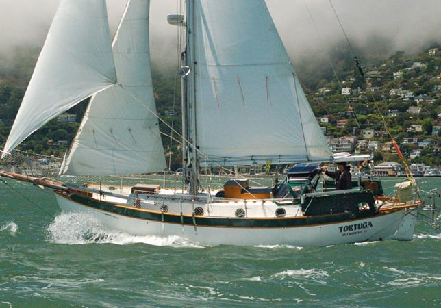 Westsail 32 Sailboats