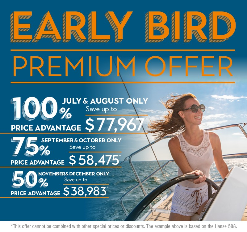 Hanse Yachts Special Offer