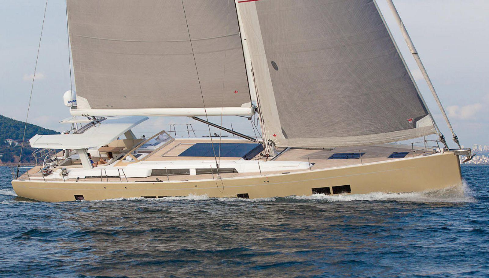 Hanse 675 Sailboat Profile