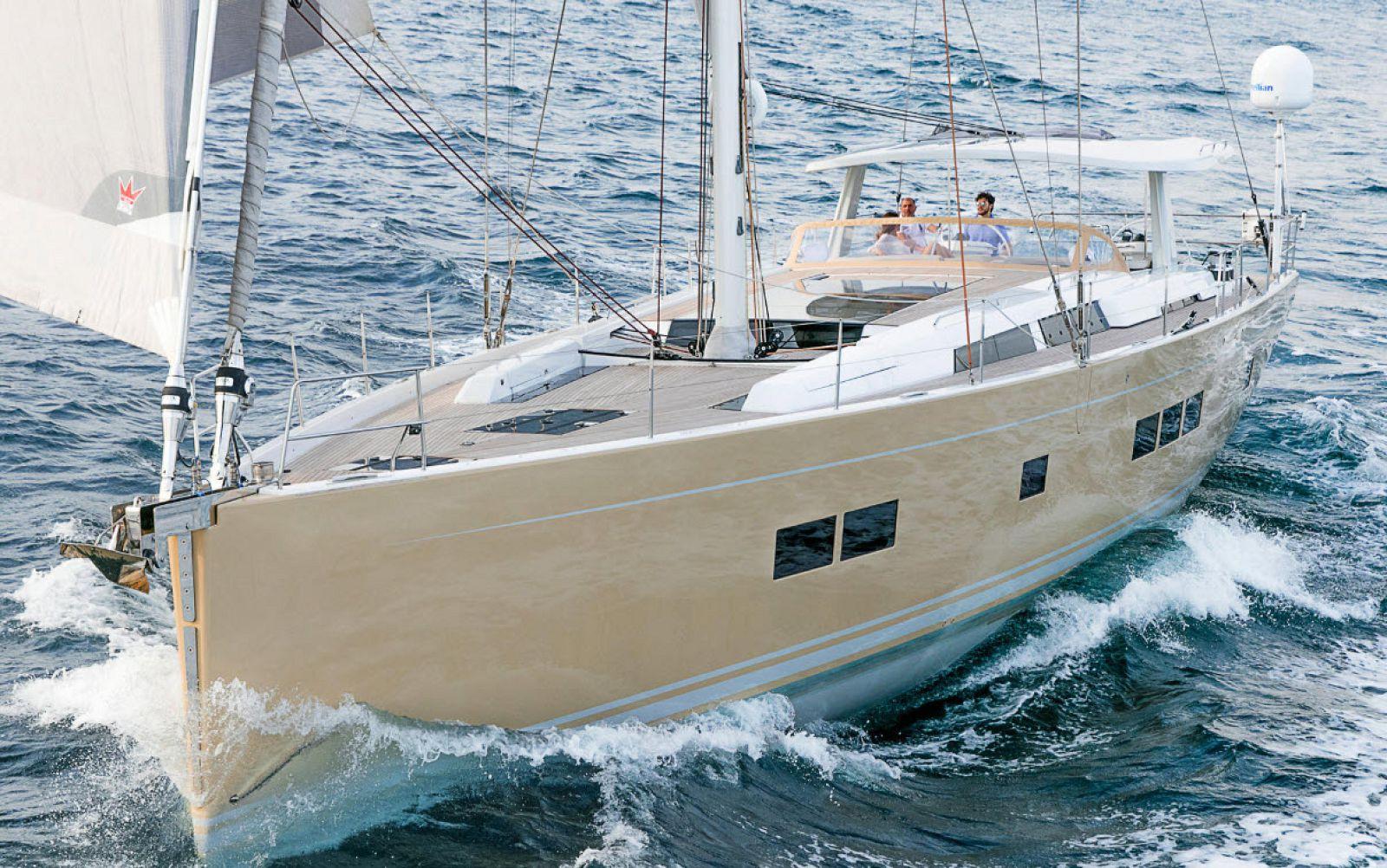 Bow on the Hanse 675