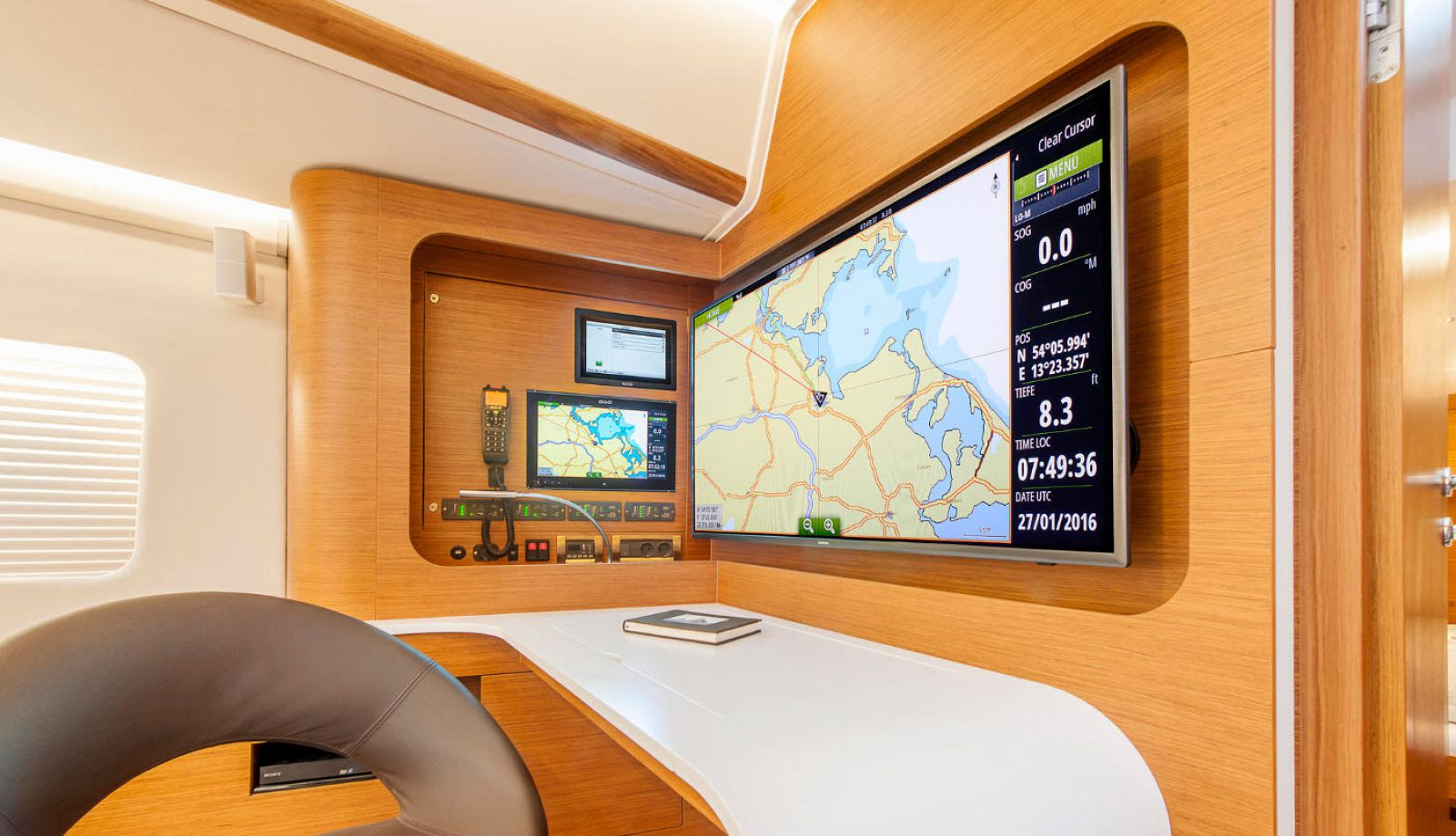 Navigation Center