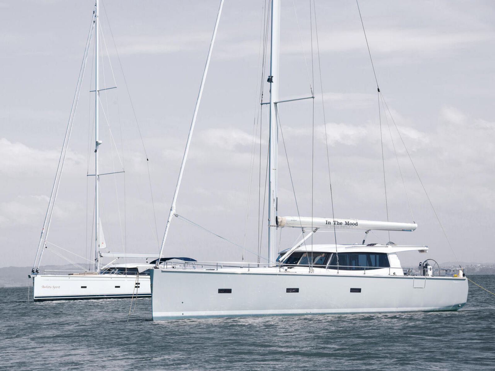 Moody Yachts 54DS