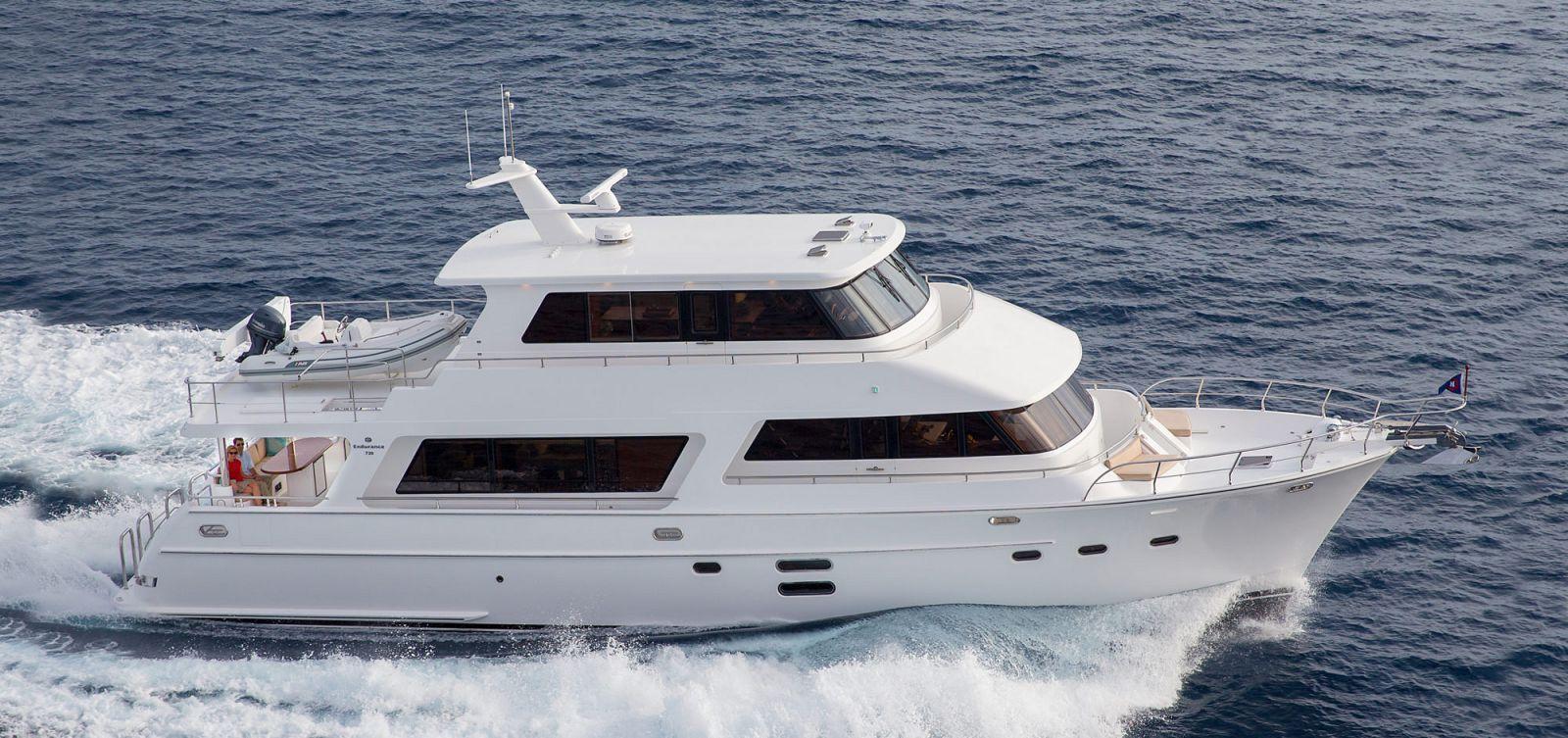 Endurance Yachts 720 Profile