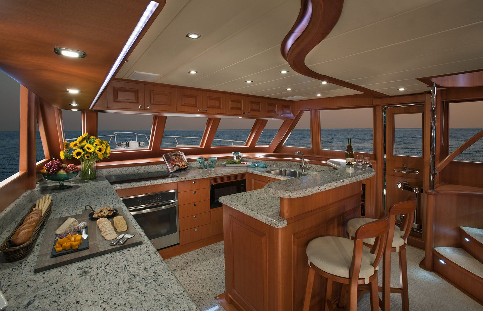 Galley - Endurance 720