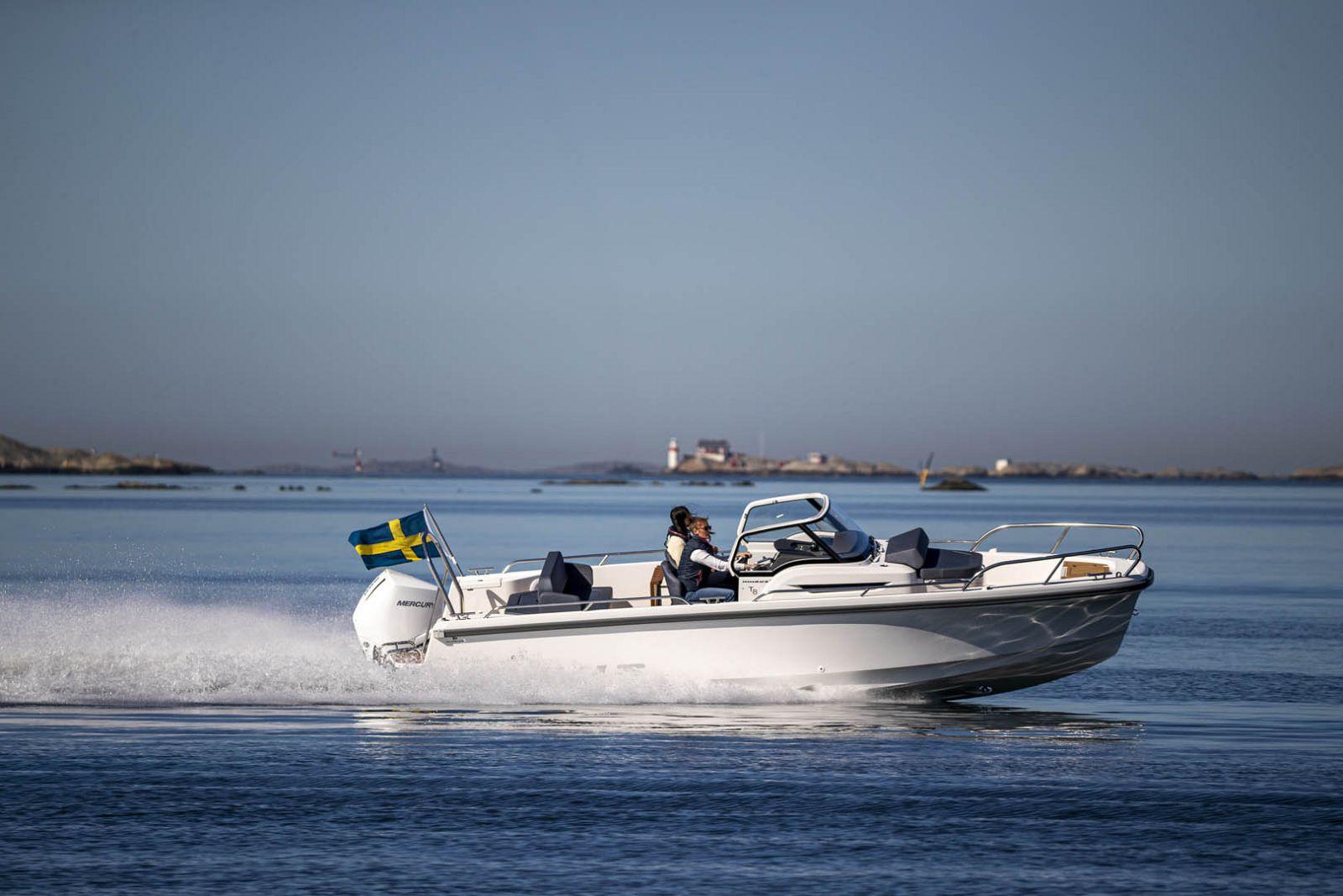 Nimbus Boats Tender 8