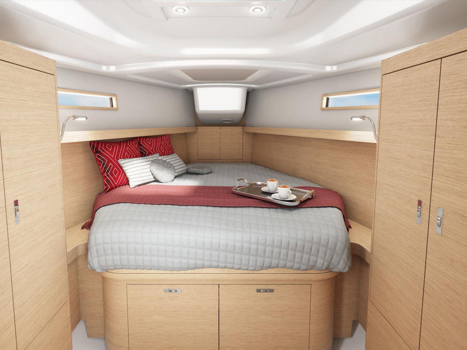 Master cabin - Dehler 38SQ