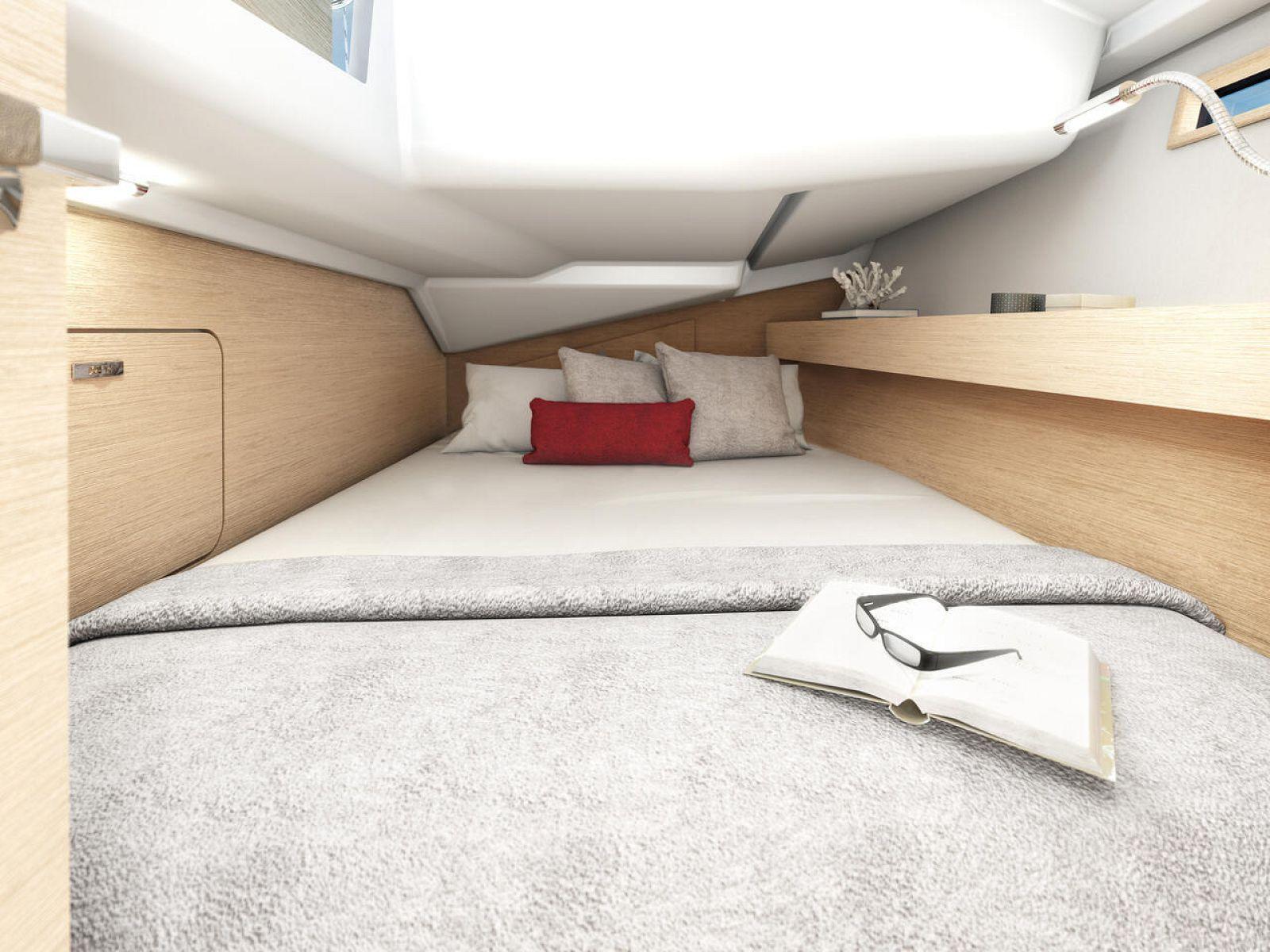 Guest Cabin - Dehler 38SQ