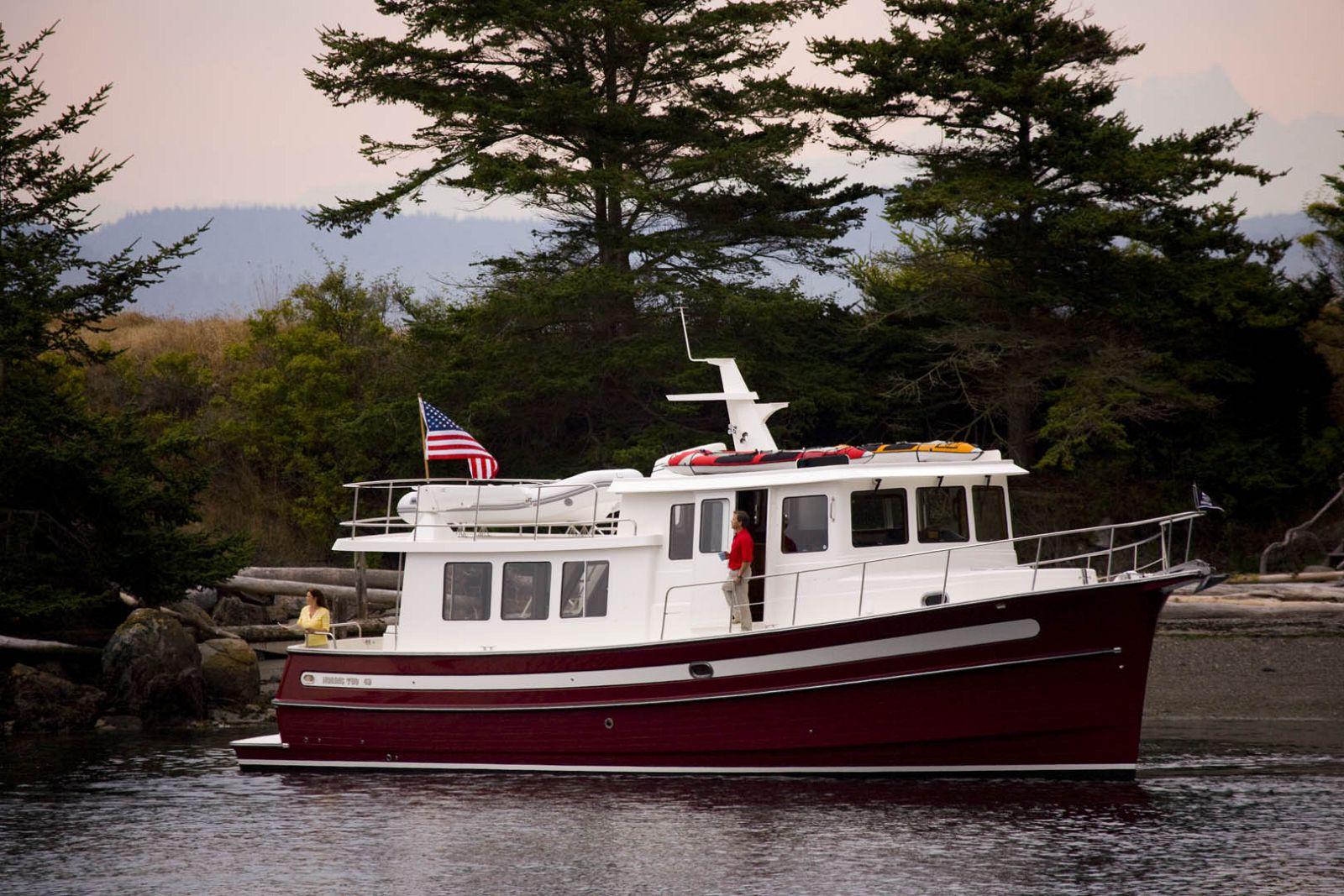 Nordic Tugs 49 Boat