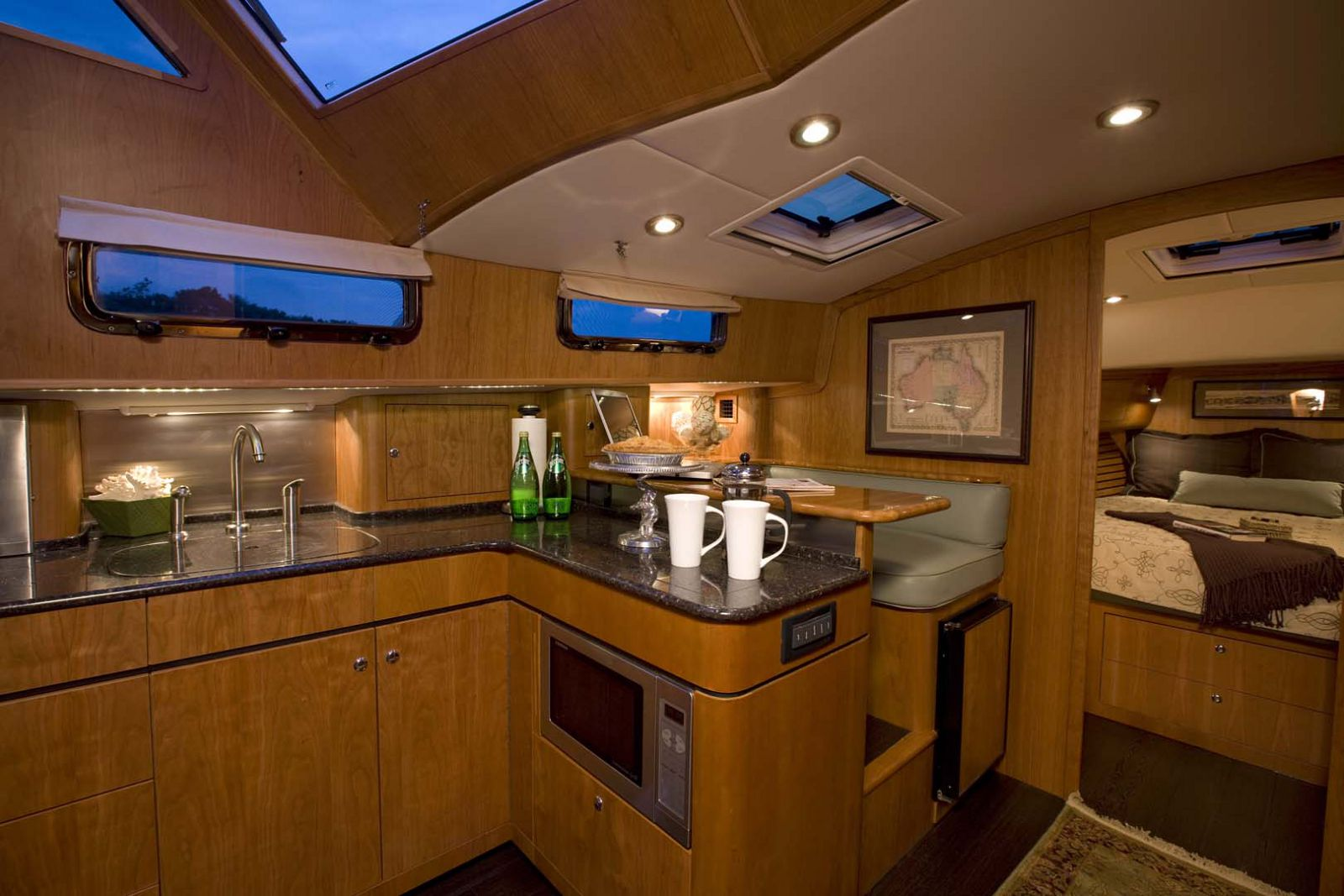 Legacy-Yachts-42-Downeast-galley