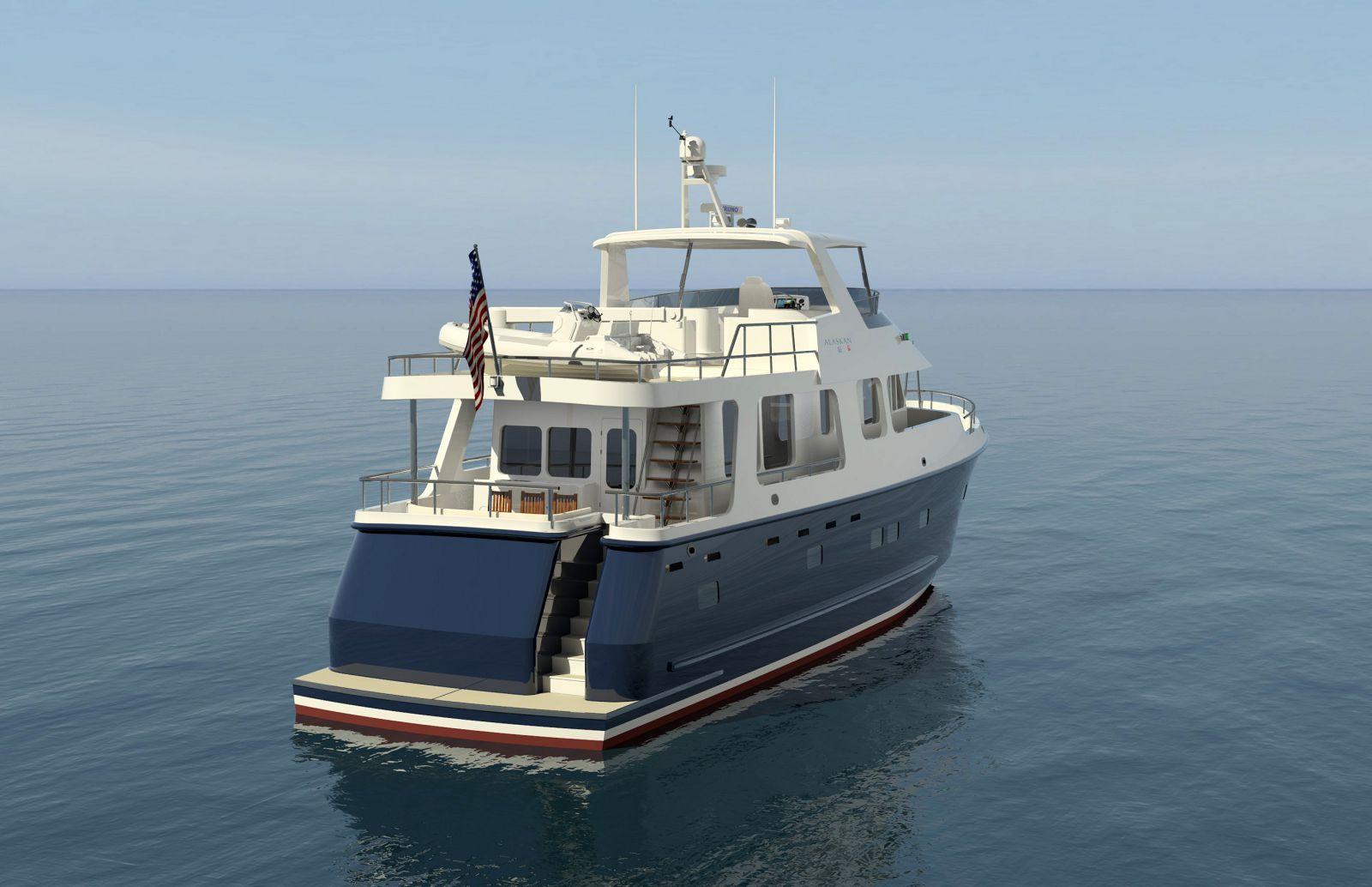 Alaskan-Yachts-66-MKII-Cockpit