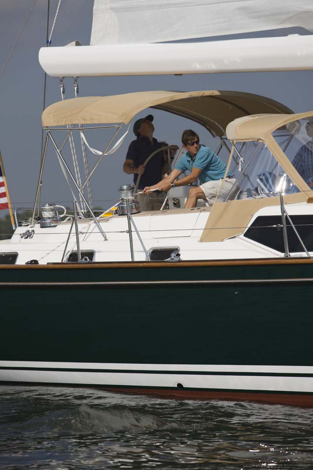 Tartan-Yachts-5300-Sailboat-Fun