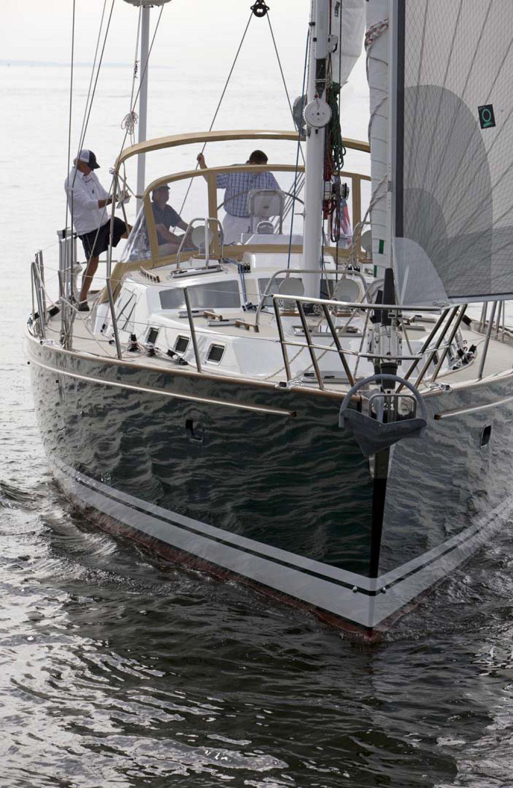 Tartan-Yachts-5300-Sailboat-Front