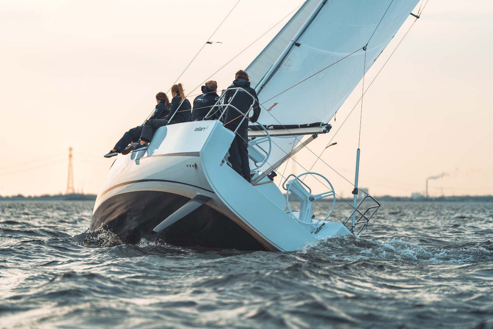 Elan-Yachts-E3-Sailboat-Running